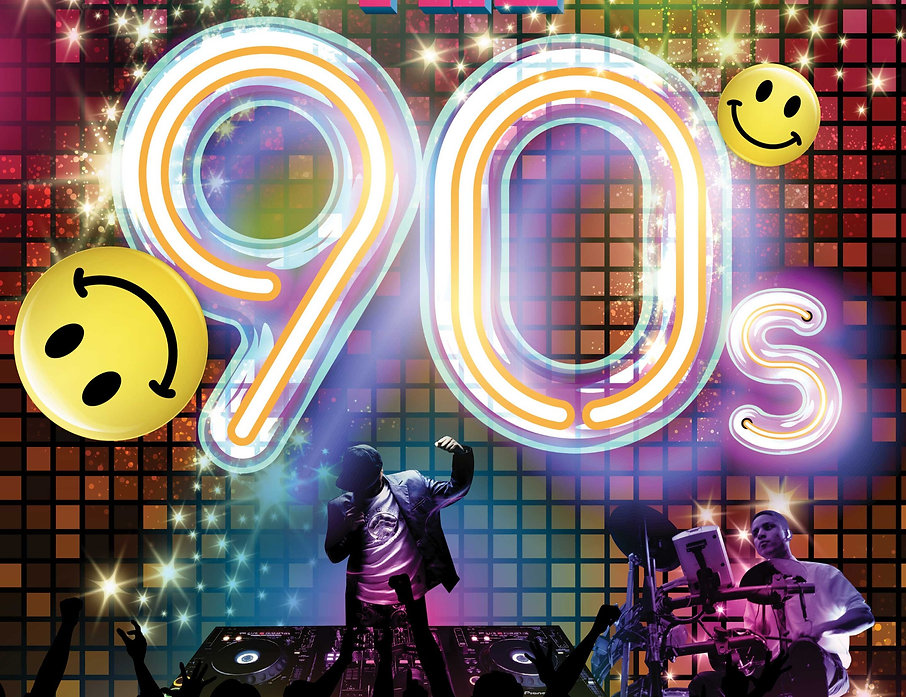 RE-LIVE THE 90'S