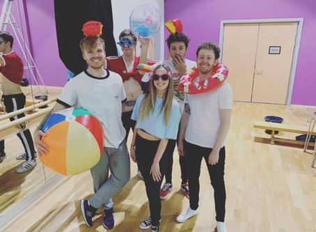 We caught up with i-stage Groups Choreographer and Assistant Show Producer Megan Conway