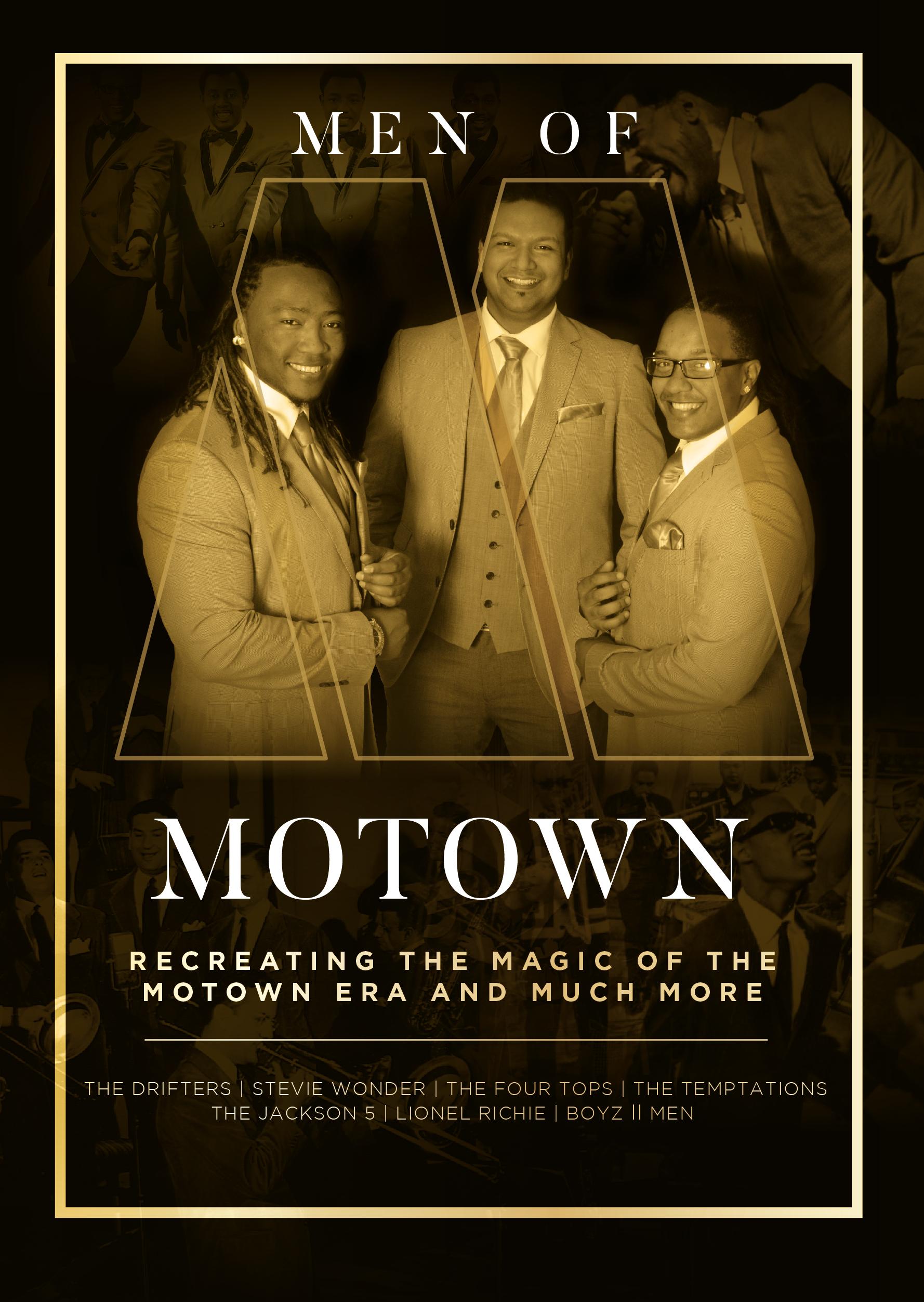 Men Of Motown