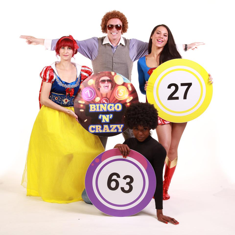 Bingo N Crazy 22