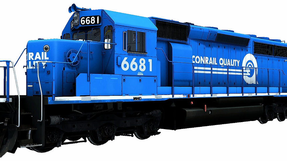 JointedRail - EMD SD40-2 Conrail Quality