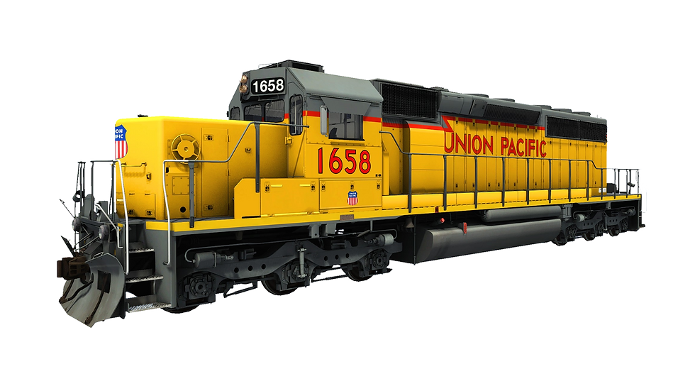JointedRail - EMD SD40-2/SD40N - Union Pacifc [Bundle]