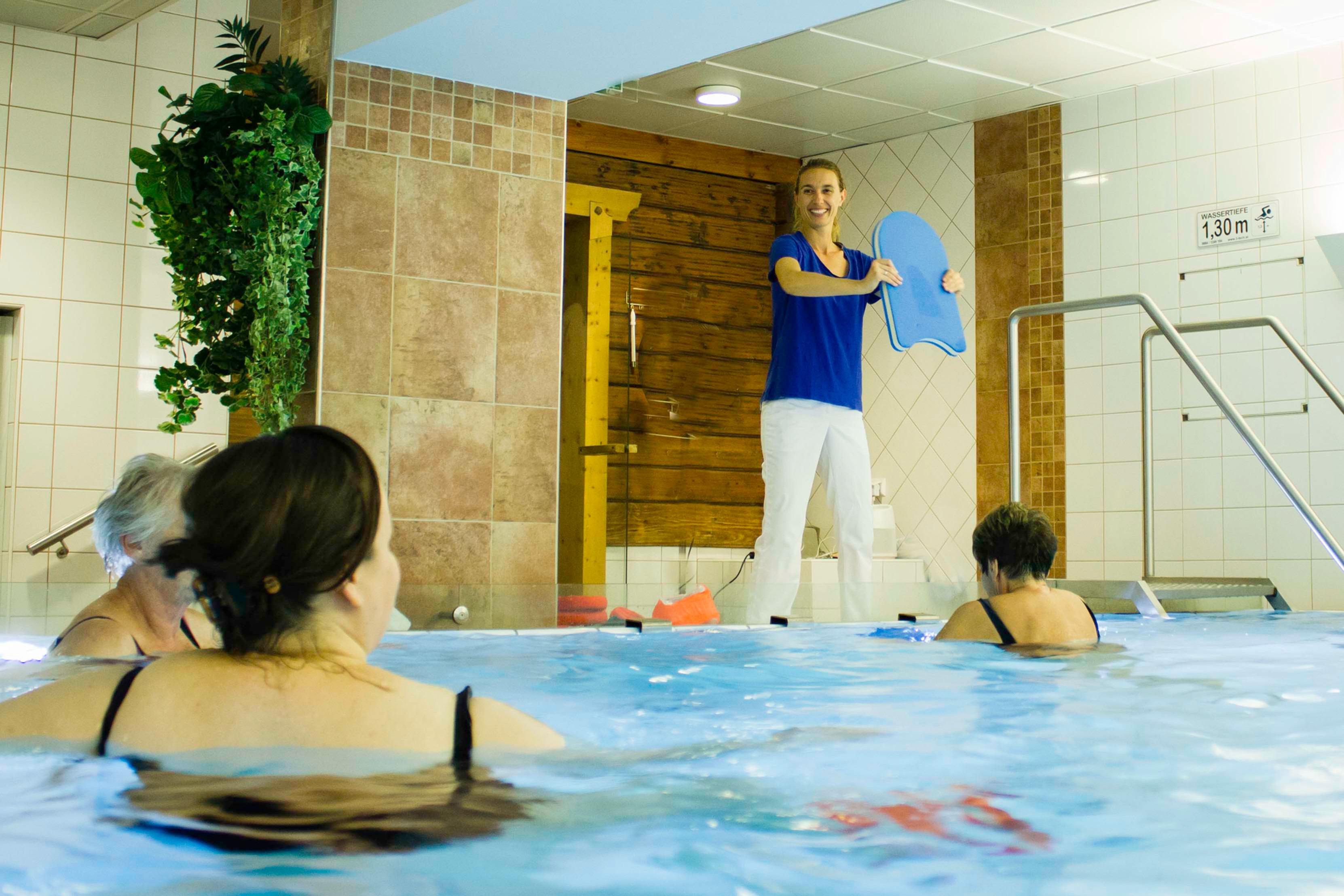 Fibromyalgie Therapiegruppe Aqua