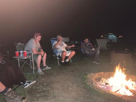 2019 Camping at Green Lane