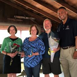 Sue wins Dr. Miller Award