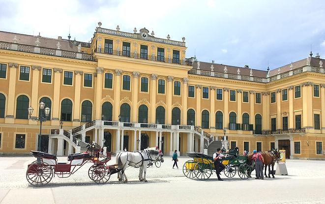 schoenbrunn palace tour