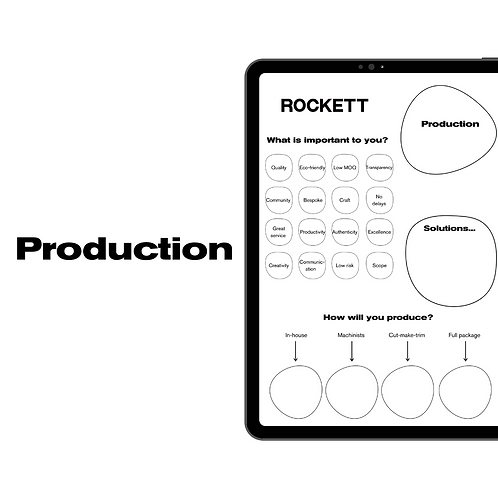 'Production' pack