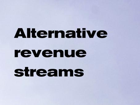 De-commoditising fashion through alternative revenue streams