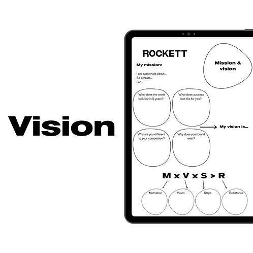 'Vision' pack