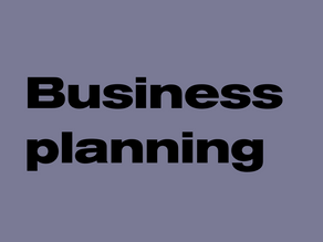 5 things you might have overlooked in your business plan