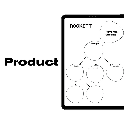 'Product' pack