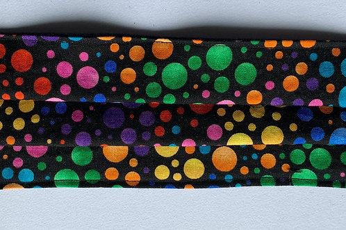 Multicoloured Polka Dots