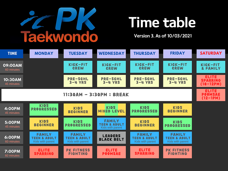 Time table Version 3. March 2021.png