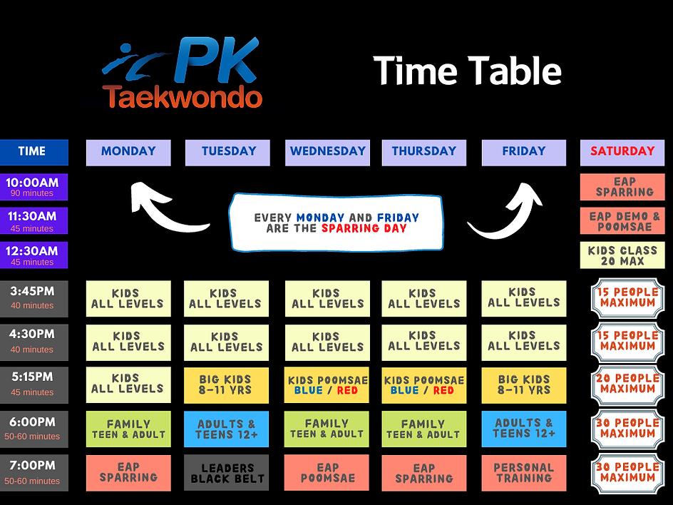 Membership 2 - Time table.png