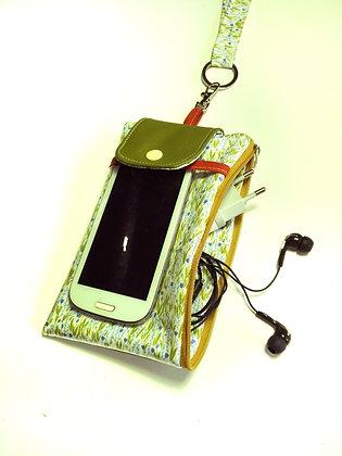 bolsa para telemóvel Go Green