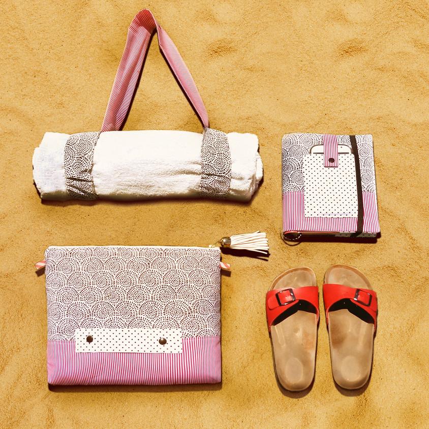 Chic Beach | 29 Jul | Nível ★  {27,95€}