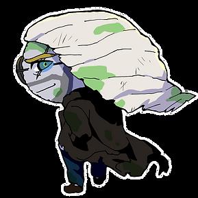 Flounder edge