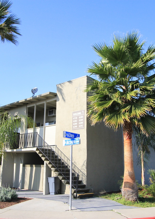 The Palms Apartments at SDSU