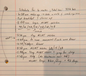 How to Set a Study Schedule Properly [SAMPLE INSIDE]