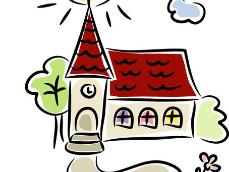 Dé-confinement et activités pastorales dehors à la paroisse Ste-Thérèse-d'Avila.