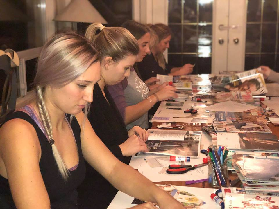 Vision Board Creation Workshop
