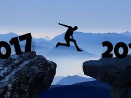 4 Things to Leave in 2017 to Move Forward in 2018