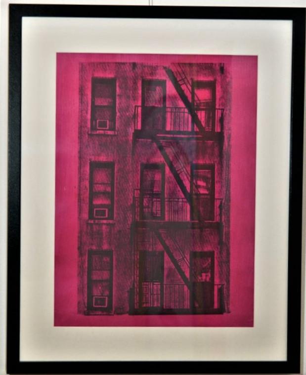 Apartment, Pink