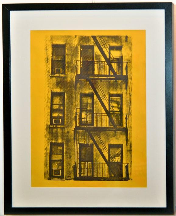 Apartment,Yellow