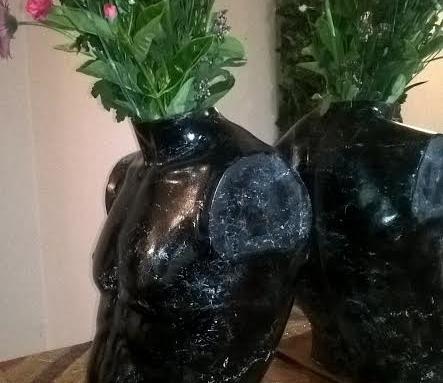 Jean Claude Sculpture Vase