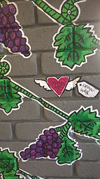 Grape pillars Gypsy Tapas Bar.jpg