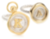 Personalised Seal Ring JdL Jewellery