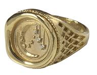 Mini Moon Swoon Ring