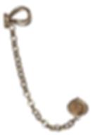 Ear cuff by Jessica de Lotz, JdL Jewellery