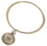 Compass Wax Seal Bracelet