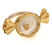Sweet Tooth Ring by JdL Jewellery