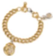 Zodic Chain Bracelet