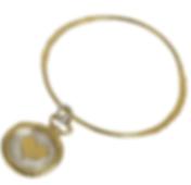 Poker Symbol Wax Seal Bracelet