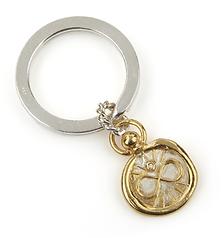 Zodiac Wax Seal Key Chain