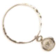 Wax Seal Handcuff Bracelet