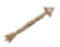 Single Arrow Earring