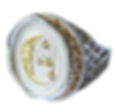 Moon Swoon Ring - Diamonds