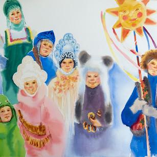Воины солнца