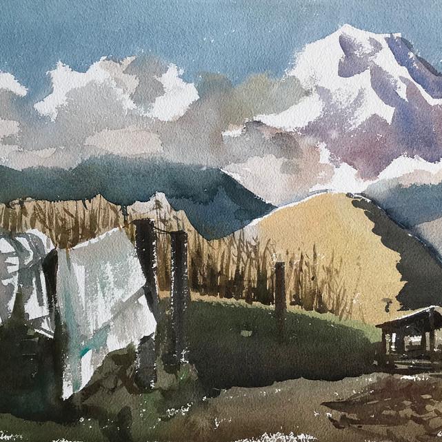 Большая стирка. Непал