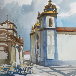 Лавандовая церковь
