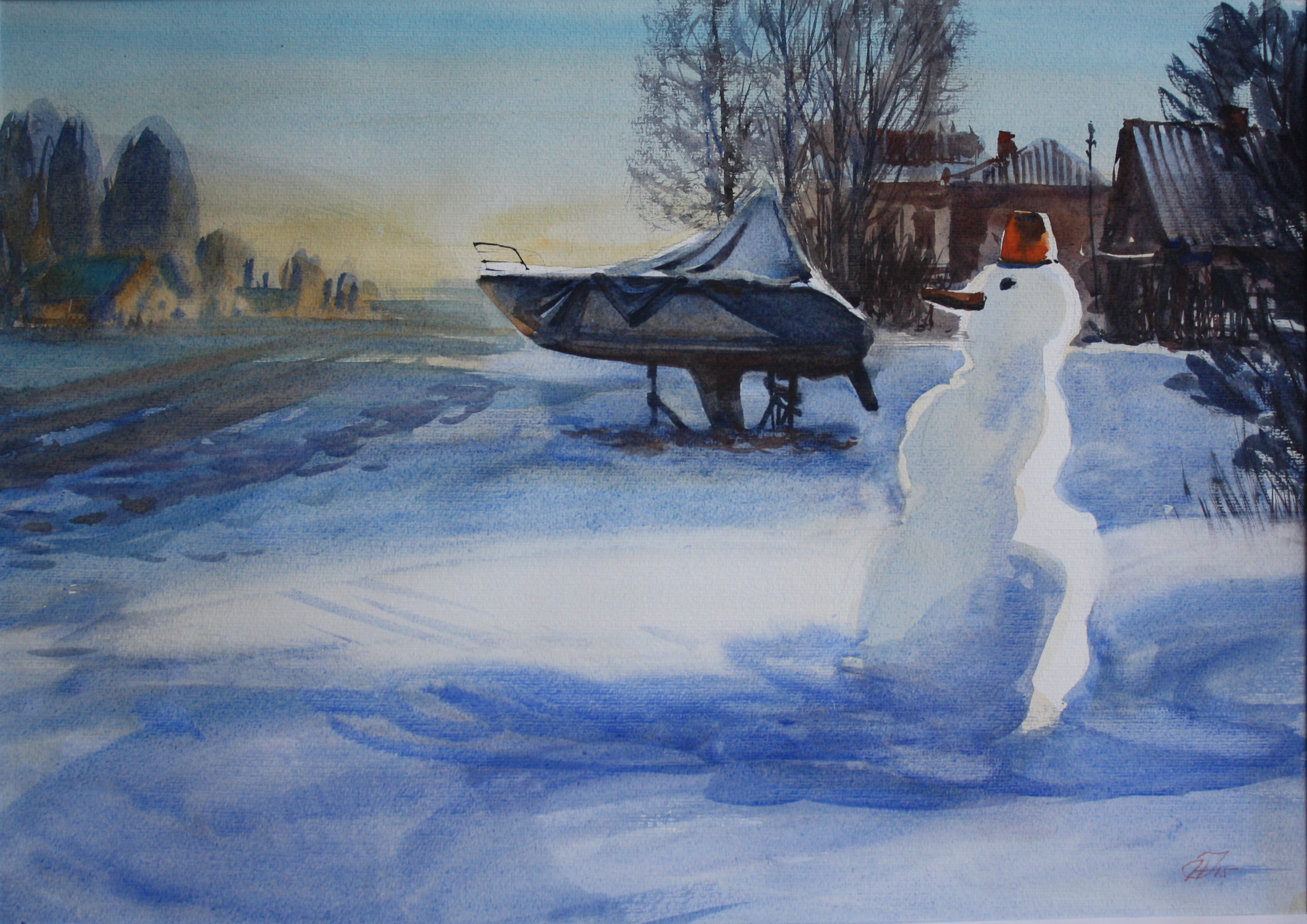 CaptainJanuary_47x66cm_Russia