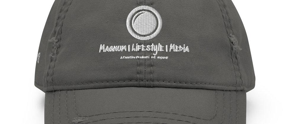 Magnum Lifestyle Media Crew Hat