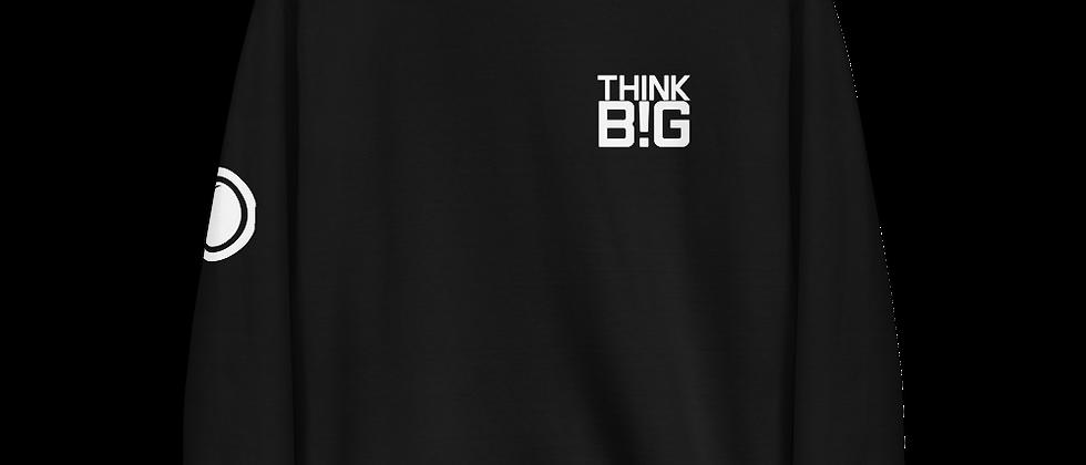 THINK BIG! Unisex Production Crew Sweatshirt
