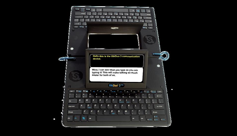UbiDuo 3 Text to Speech 1 – Communication Device w/ Speech