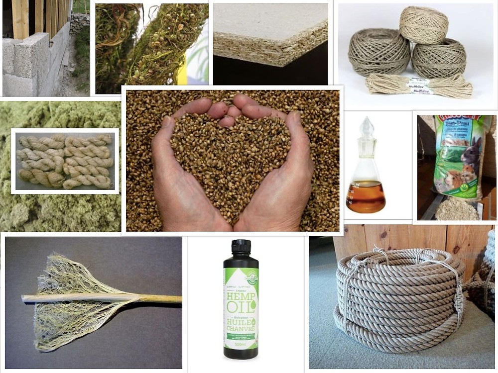 hemp - natural material - sustainability