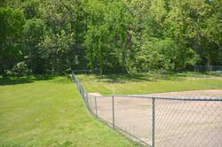 backyard at Duff Apartments 2 - 1